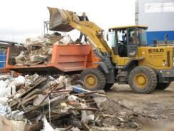 Демонтаж . Вывоз мусора, грунта .
