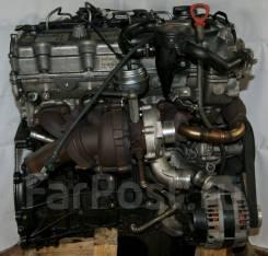 Двигатель D20DT Euro III SsangYong Actyon, Kyron, Кайрон, Актион