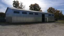 300кв. м. Холодный склад на охраняемой базе, офисные помещения. 300кв.м., улица Узловая 10а, р-н Индустриальный