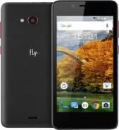Fly FS458 Stratus 7. Новый, 8 Гб, Черный, 3G, Dual-SIM