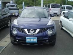 Nissan Juke. автомат, 4wd, 1.6, бензин, 68 000тыс. км, б/п. Под заказ