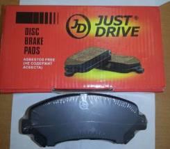 Колодки тормозные JD*** JBP0006,,,PF2474