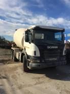 Scania P400. Продам автобетоносмеситель, 8,00куб. м.