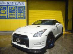 Nissan GT-R. автомат, 4wd, 3.8 (540л.с.), бензин, 6 000тыс. км, б/п. Под заказ
