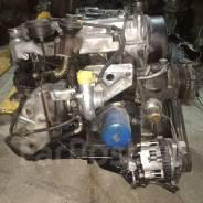 Двигатель D4BH Hyundai Galloper в сборе с навесным ( тестированный )