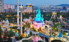 Южная Корея. Сеул. Экскурсионный тур. Осенние каникулы в Сеуле с 27.10