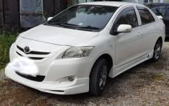 Toyota Belta. автомат, 4wd, 1.3 (87л.с.), бензин, 111тыс. км