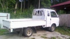 Mazda Bongo Brawny. Бортовой, категория В, в отличном состоянии!, 2 000куб. см., 1 250кг.