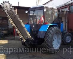 ЧМЗ ЭЦУ-150. Экскаватор Цепной Универсальный ЭЦУ-150