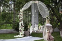 Декор свадеб, организация свадеб, координаторы, фотозоны