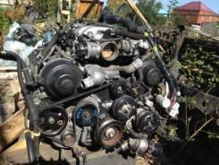 Двигатель в сборе. Toyota Land Cruiser Двигатель 2UZFE