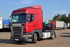 Scania R420. Седельный тягач LA4X2HNA, 11 705куб. см., 11 000кг.