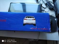 Накладка на бампер. Toyota Corolla, NDE180, NRE180, ZRE172, ZRE181, ZRE182 Двигатели: 1NDTV, 1NRFE, 1ZRFAE, 1ZRFE, 2ZRFE