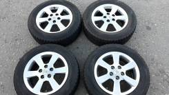 "Зимние колёса на Toyota Noah 215/60R16. 6.5x16"" 5x114.30 ET45"