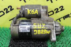 Стартер. Suzuki Jimny, JB23W Двигатель K6A