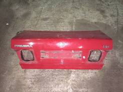 Крышка багажника. Nissan Primera, P10E Двигатели: CD20, GA16DE, GA16DS, SR20DE, SR20DI