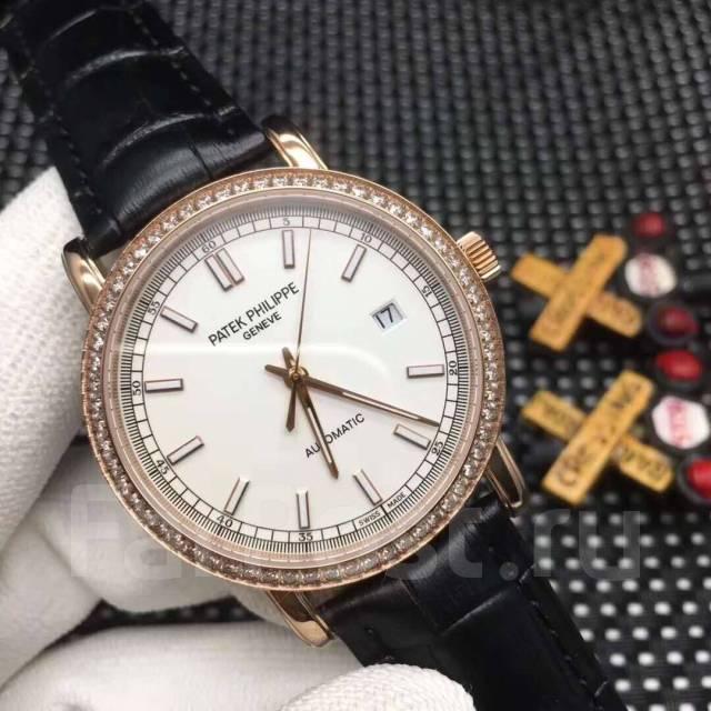 b2a2cfe656f Patek Philippe Автоматические механические часы Мужские часы ...