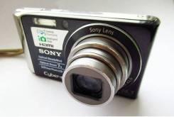 Sony Cyber-shot DSC-W370. 10 - 14.9 Мп, зум: 7х