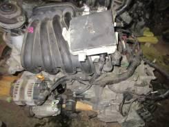 Двигатель Nissan Wingroad Y12 2007 HR15