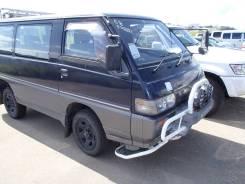 Mitsubishi Delica. P25W, 4D56T