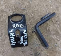 Крепление радиатора кондиционера. Honda Odyssey, RA2, RA3, RA4, RA5, RA6, RA7, RA8, RA9 Двигатель F23A
