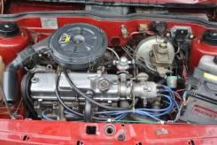 Двигатель в сборе. Лада 2108