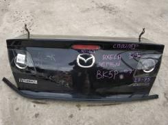 Спойлер. Mazda Mazda3 Mazda Axela, BK3P, BK5P, BKEP Двигатели: L3VE, LFDE, ZYVE