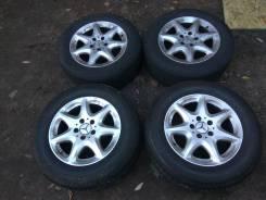 """Комплект колёс Mersedes-Benz 235/60R16. 7.5x16"""" 5x112.00 ET46"""