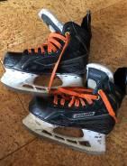 Коньки Bauer supreme160, размер 4,5 (36-37). 36, 37, хоккейные коньки