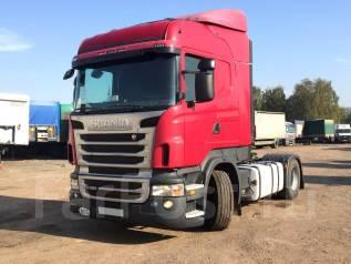 Scania R420. Седельный тягач LA4X2HNA. КПП механическая. Год выпуска 20, 4x2