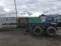 ЧМЗ. Продам контейнеровоз в очень хорошем состоянии, 20 000кг.