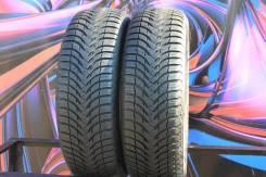 Michelin Alpin 4. зимние, без шипов, 2015 год, б/у, износ 10%