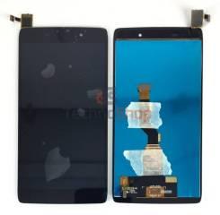 Модуль (LCD) дисплей + тачскрин Alcatel One Touch Idol 3 Mini (6039) черный
