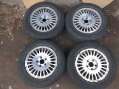 """Комплект колёс из Японии 235/60R16. 6.5x15"""" 5x114.30 ET40"""