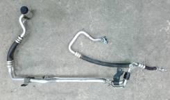 Трубка кондиционера. Kia Rio Hyundai Solaris