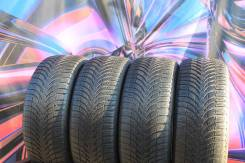 Michelin Alpin 4. зимние, без шипов, 2015 год, б/у, износ 20%