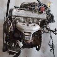 Двигатель в сборе. Toyota: Sprinter, Corsa, Caldina, Cynos, Raum Двигатели: 5EFE, 5EFHE