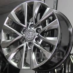 "Toyota. 8.5x20"", 6x139.70, ET25, ЦО 106,2мм. Под заказ"