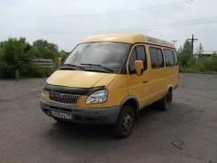 ГАЗ 322132. Продам Газ 322132 маршрутка газ+бензин, двигатель 405, 13 мест