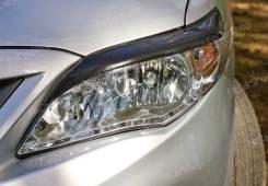 Накладка на фару. Toyota Corolla, ADE150, NDE150, NDE180, NRE150, NRE180, ZRE142, ZRE151, ZRE172, ZRE181, ZRE182 Двигатели: 1ADFTV, 1NDTV, 1NRFE, 1ZRF...