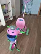 Отдам велосипед детский трехколесный