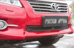 Защитная сетка решетки бампера Toyota Rav4 2011-2012 Тойота Рав4