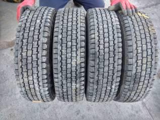 Bridgestone. Зимние, без шипов, 2011 год, 5%, 4 шт