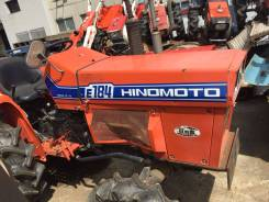 Hinomoto E184. Продам мини тракор, 18,5 л.с.