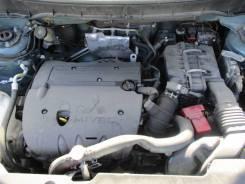 Двигатель в сборе. Mitsubishi: Lancer Evolution, RVR, Lancer, ASX, Galant Fortis Двигатель 4B10