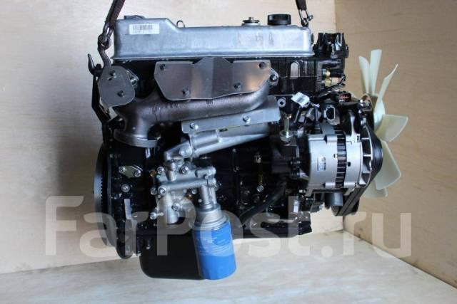 Новый двигатель в сборе D4AF ( 4D36 Mitsubishi)