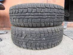 Dunlop Graspic DS1. Зимние, без шипов, 2001 год, 20%, 2 шт