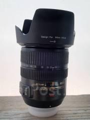 Объектив Nikon ED AF-S Nikkor 24-120mm 1:3.5-5.6G SWM VR IF Aspherical. Для Nikon, диаметр фильтра 72 мм