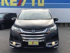 Honda Odyssey. автомат, передний, 2.4 (175л.с.), бензин, б/п. Под заказ