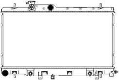 Радиатор системы охлаждения SAKURA RADIATORS 34211004